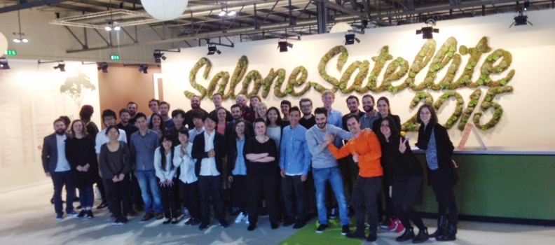 Alessandra Scarfò Design al Salone Satellite 2015
